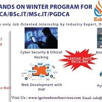 One Week Hands On Winter Program For CE-IT