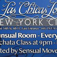 The Sensual Room at Las Chicas Locas By Sensual Movement
