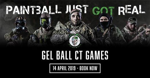 2019 Gel Ball CT Games at Spec Ops Paintball, Brisbane