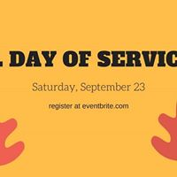 Fall Day of Service 2017