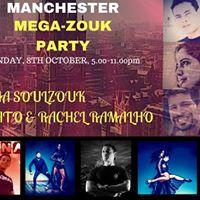 Mega-Zouk PARTY(MCR) China SoulZouk &amp The Ramalhos