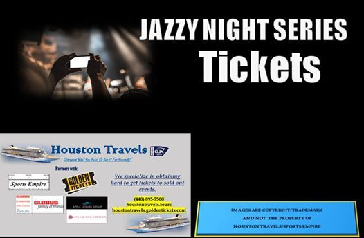 JAZZY NIGHT Series Tickets