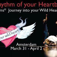 The Rhythm of your Heartbeat - 5Rhythms Heartbeat intensive