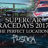 V8 Supercars at Rustica Newcastle Beach