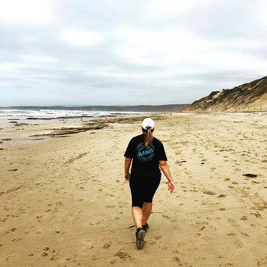 BANG Fitness Adventures Surf Coast Walk