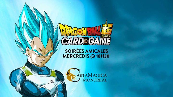 Dragon Ball Super Wednesday Night Tournament