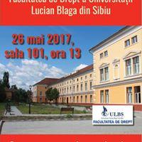 Conferinta studenteasca 2017