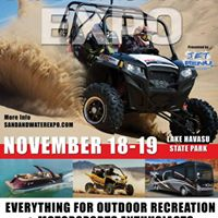 Sand Water RV Expo