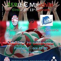 As Sartorelli Serramenti Pallavolo Civitavecchia vs Anzio Volley