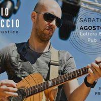 Claudio Bertuccio LIVELettera82