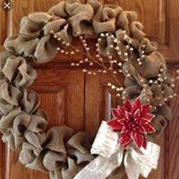 AHS Holiday Wreath &amp Sign  Fundraiser