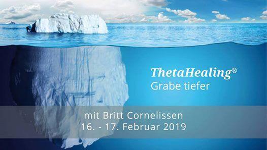 ThetaHealing Grabe Tiefer