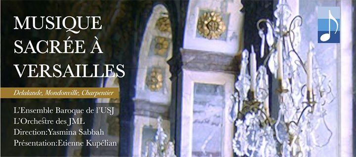 LEnsemble Baroque de lUSJ & LOrchestre des JML
