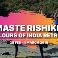 Yomaste Rishikesh Colours of India Yoga Retreat