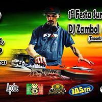 1 Festa Surf Reggae Revival DJ Zambol