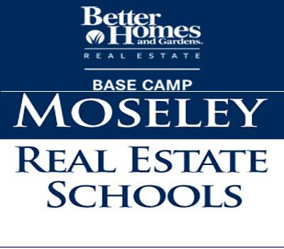 BHGRE Base Camp Partnered With Moseley Real Estate School