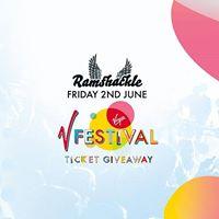 Ramshackle V Festival Ticket Giveaway Party - 4 Guestlist