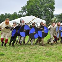Reign of Terror Medieval Battle re-enactment and PrioryTours