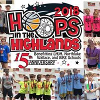 15th Annual Hoops in the Highlands 3-on-3 Basketball Tournament