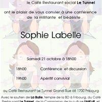 Rencontre avec Sophie Labelle