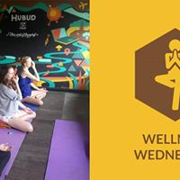 Wellness Wednesday Basic Yoga Class