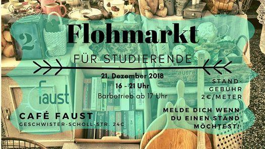 Faust-Flohmarkt