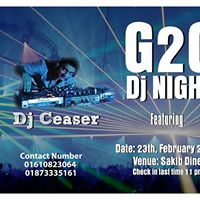DJ NIGHT (G2G)