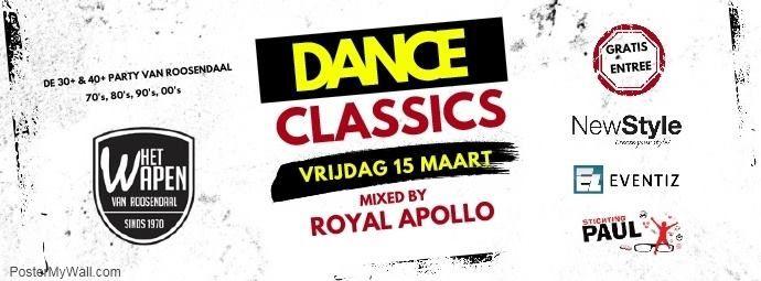 Dance Classics - De 30 & 40 party van Roosendaal
