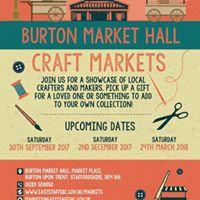 Burton Market Christmas Craft &amp Gift Fair