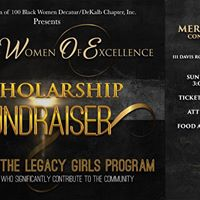 Winning Women of Excellence Scholarship Fundraiser
