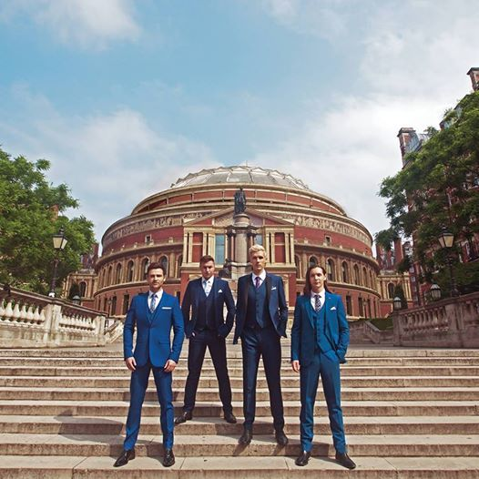 Collabro Road To The Royal Albert Hall at The Queens Theatre