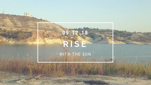 Rise With The Sun Xmas Event
