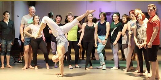 Handstand Workshop - Exeter
