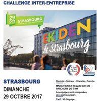LES Lauriers DU SPORT Entreprise 2017 Epreuve Ekiden