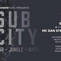 Sub City MC Dan Stezo ALX Kiat Senja &amp OMJ