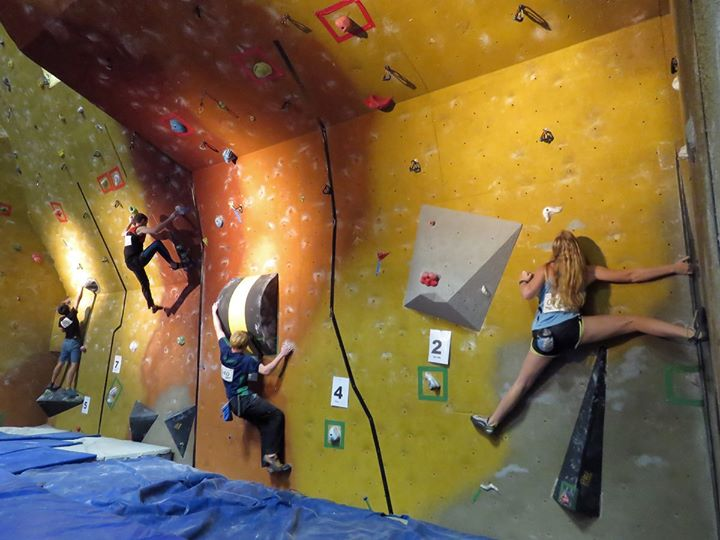 Image result for Extreme Edge Panmure Rock Climbing