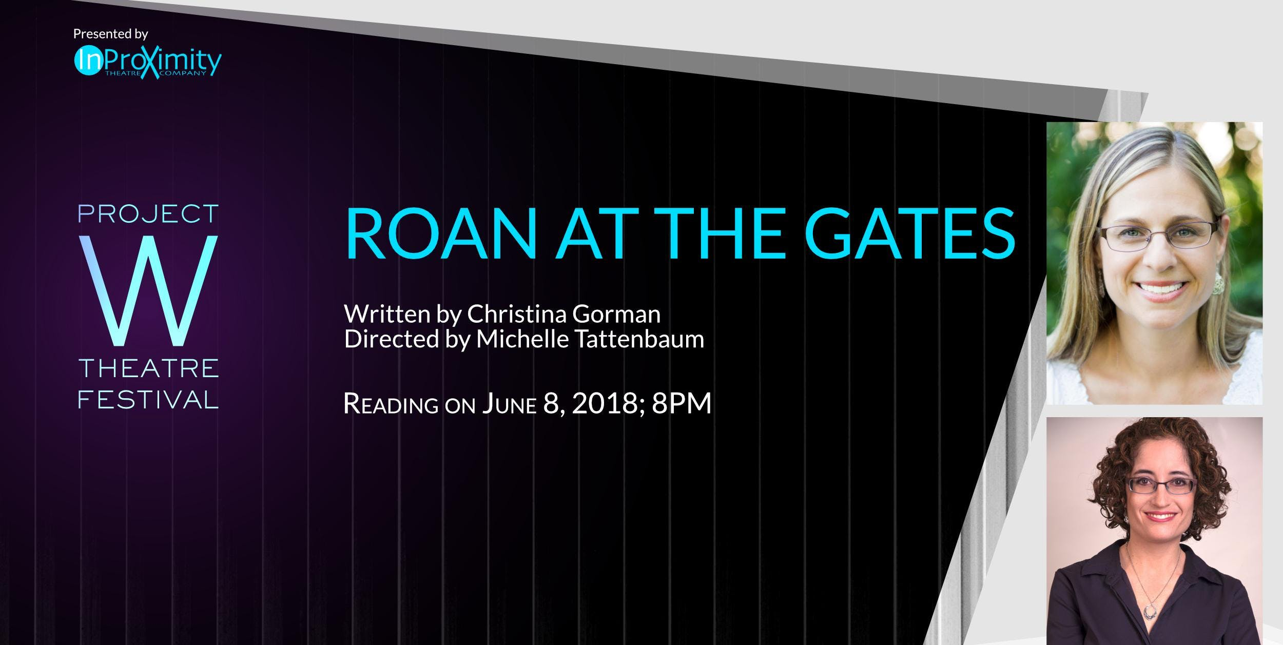 Image result for LUNA STAGE ROAN @ THE GATES
