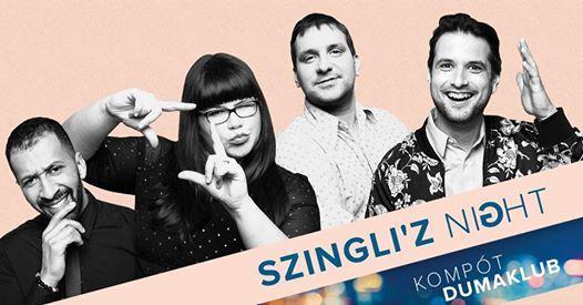 Szingliz Night - Valentin-napi elads vacsorval
