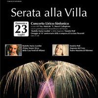 Concerto &quotSerata alla Villa&quot