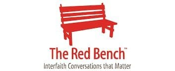 Red Bench with Eva Schloss Holocaust Survivor