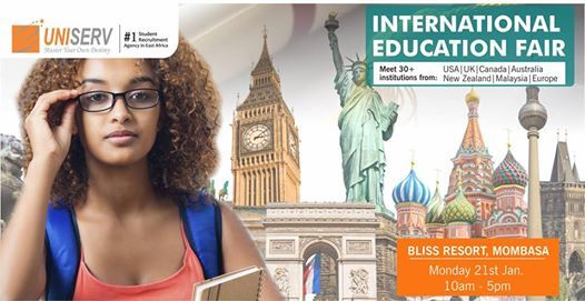 International Education Fair Mombasa