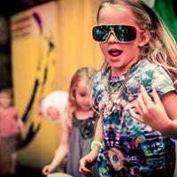 BFLF Sunderland Launch - Flower Power themed family rave