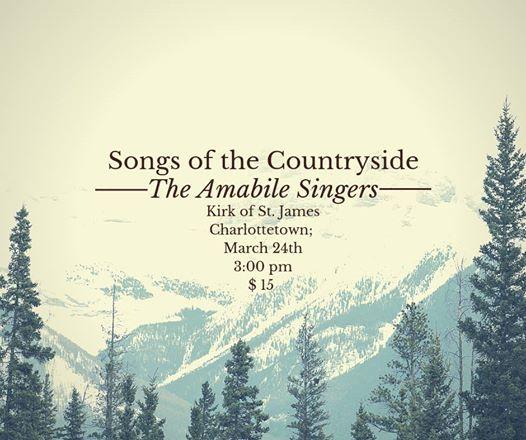 Amabile Singers Spring Concert