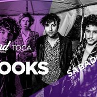 Pepperland toca The Kooks l Double Vodka at 00h l Peppers
