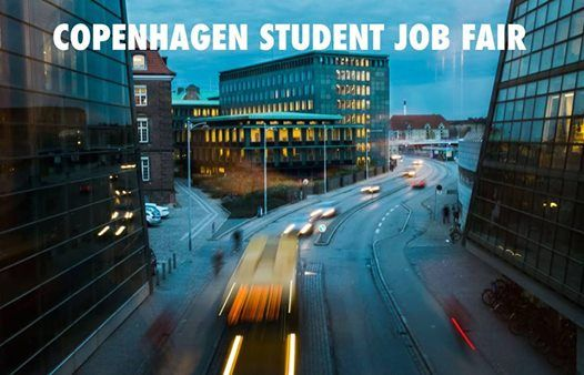 Copenhagen Student Jobs Fair 2019