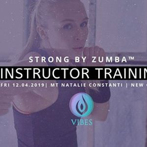 STRONG by Zumba Instructor Training in New Cairo