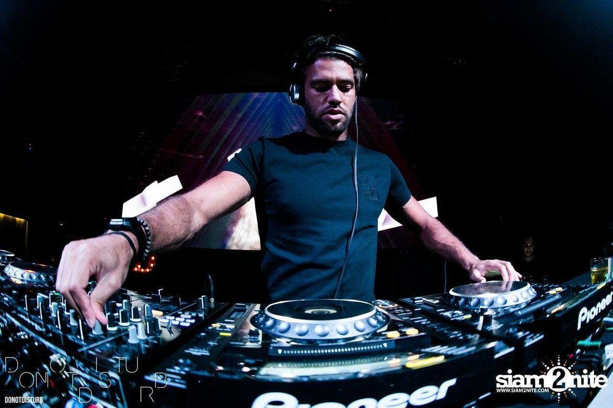DJ KURA Live at Club 57