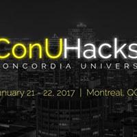 ConUHacks II 2017