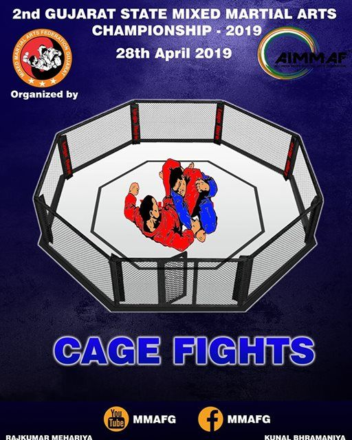 2nd Gujarat State Mixed Martial Arts Championhip 2019