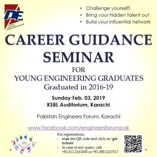 Career Guidance Seminar for Young Engineers